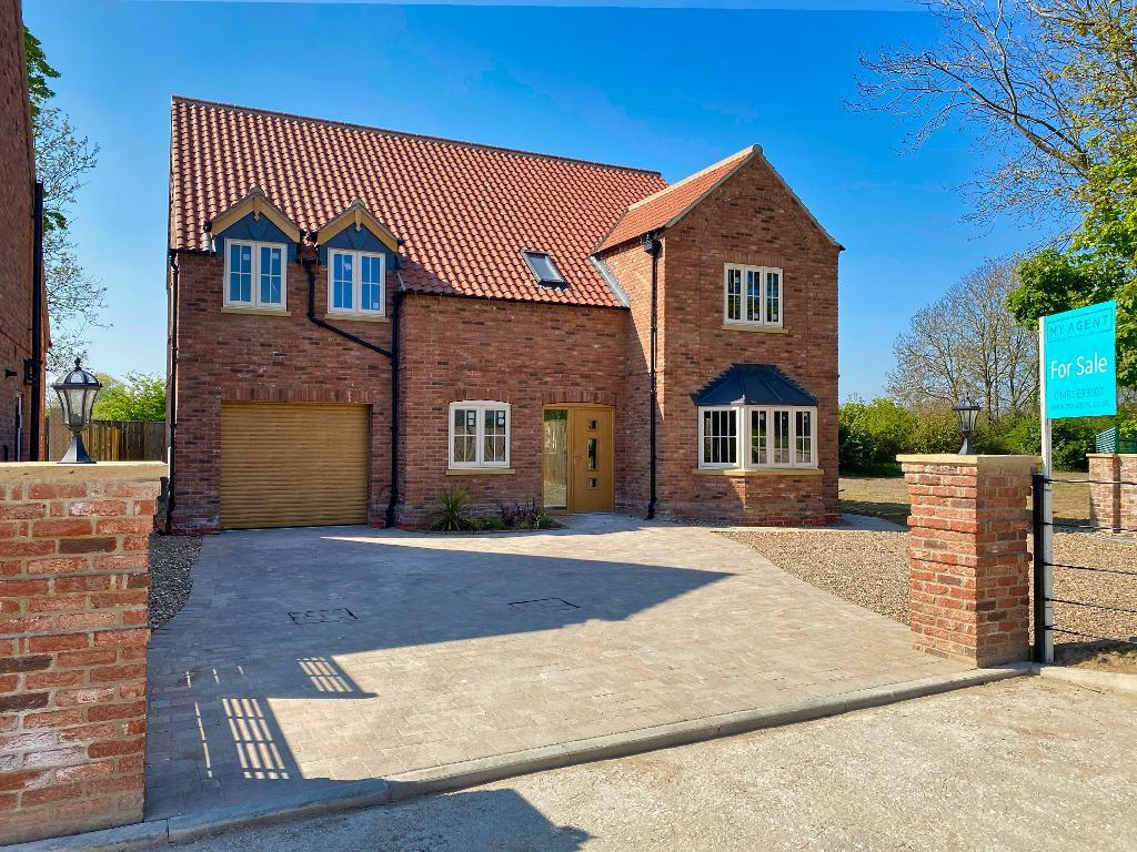 4 bedroom NEW BUILD WITH LAND For Sale
